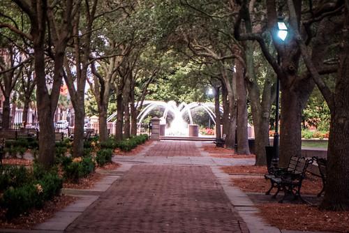 Charleston Fountain-003