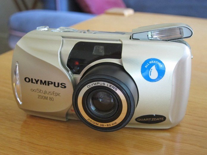 Olympus Stylus Epic Zoom 80