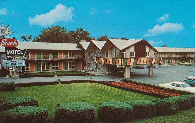 Sands Motel - Ottawa, Illinois