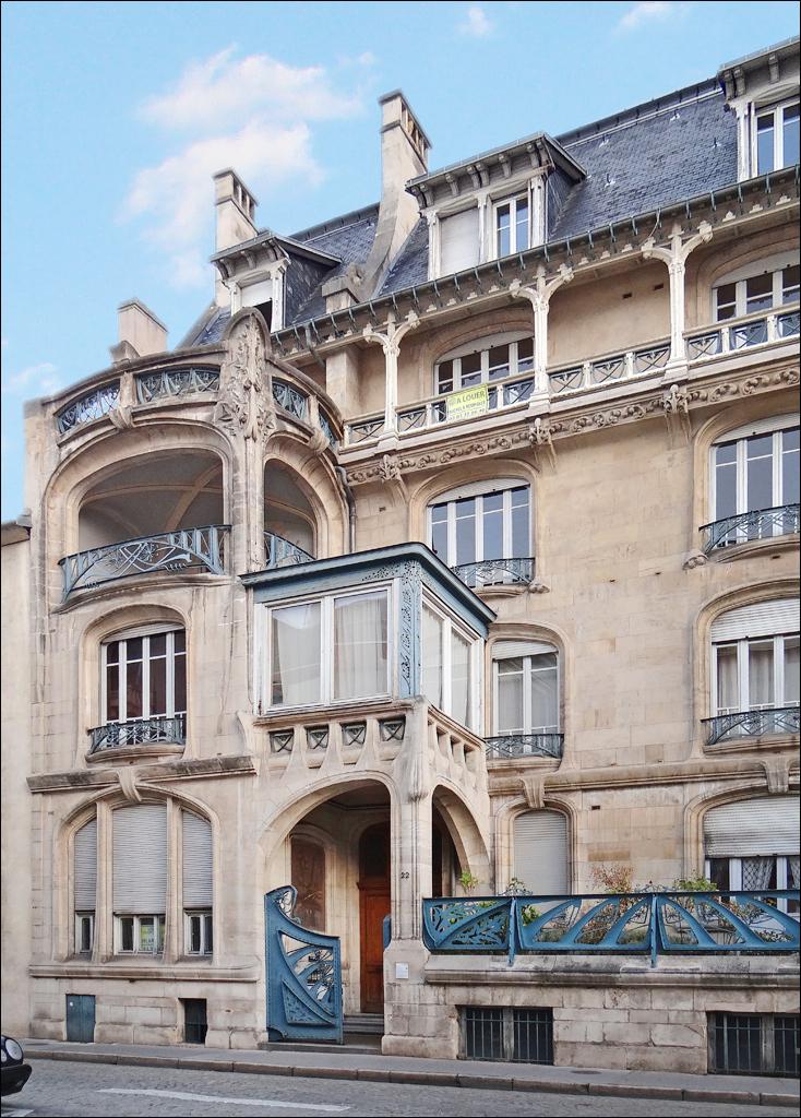 Maison Biet Nancy Fa 231 Ade Sur La Rue De La Maison Biet