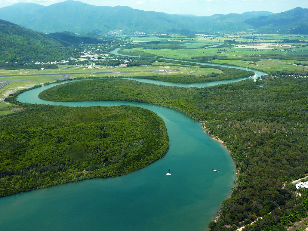 Baron River Cairns Australia
