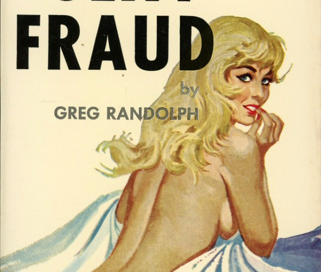 Playtime Books 614 Greg Randolph The Sexy Fraud By Swallace99