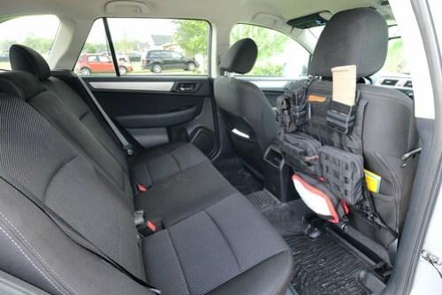 BROG Molle Seat Back Panel