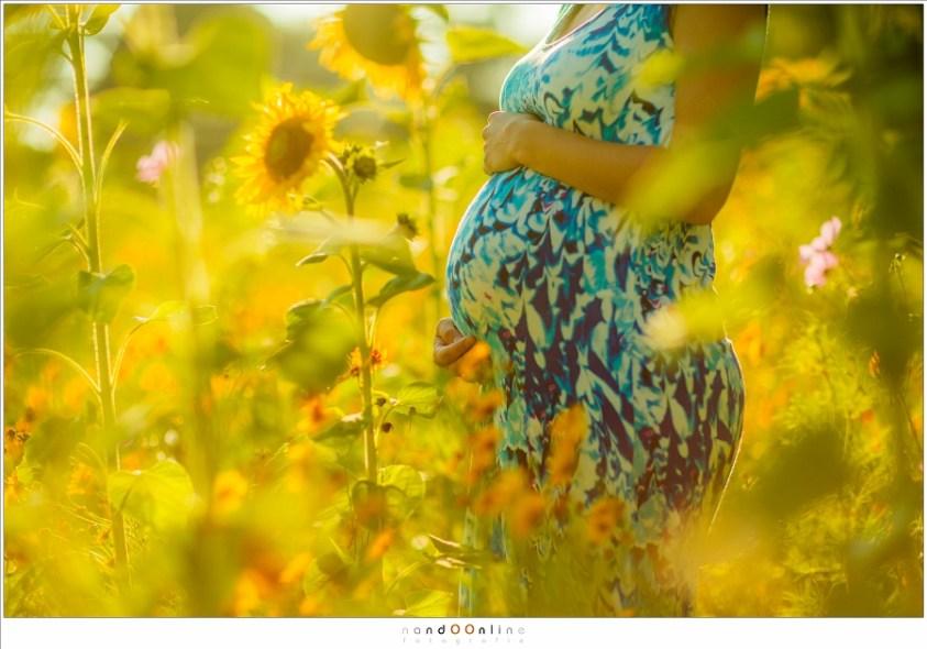Zwangerschap Jantine