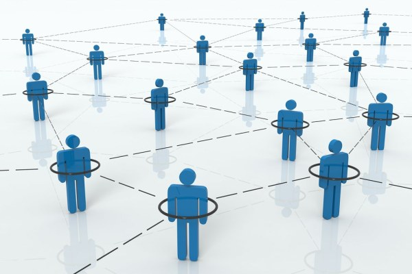 3D Social Networking   Please give attribution to 'ccPixs ...