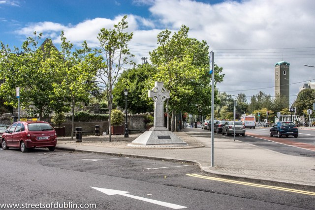The Raheny Cross, also known as the Hayes Cross