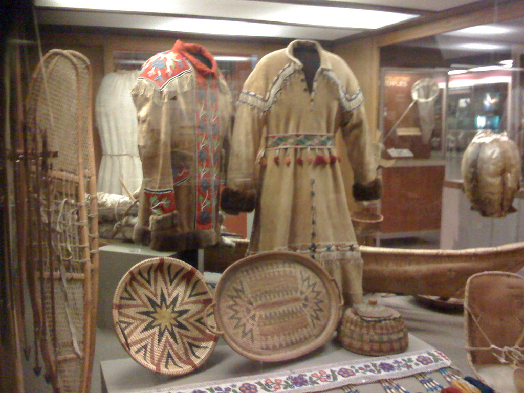 Fairbanks: Interior Alaska Athabascan Clothing At The Fair
