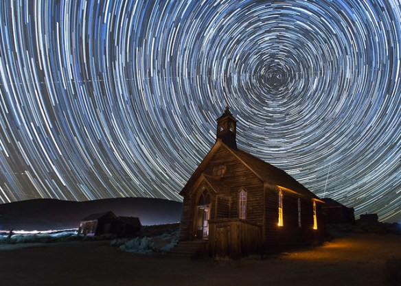Night Photography Workshop, Bodie State Historic Park
