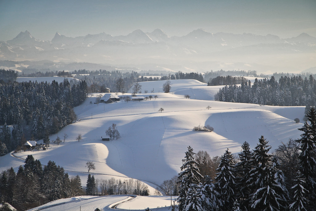 Winter Im Emmental Are You Dreaming Of A White Christmas