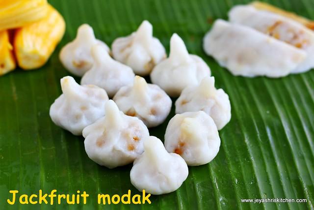 Jackfruit modak