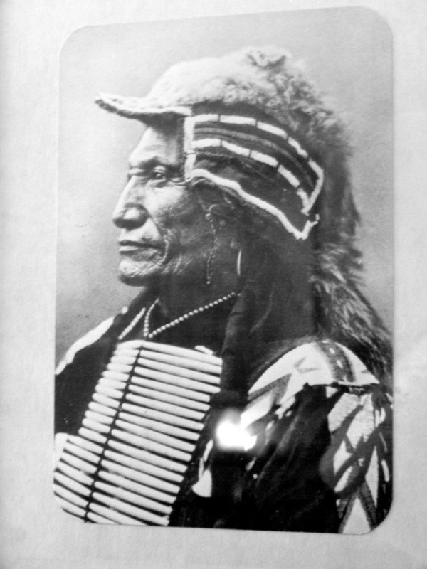 Chippewa chief.   Red Cliff Band   mercedes thorn   Flickr