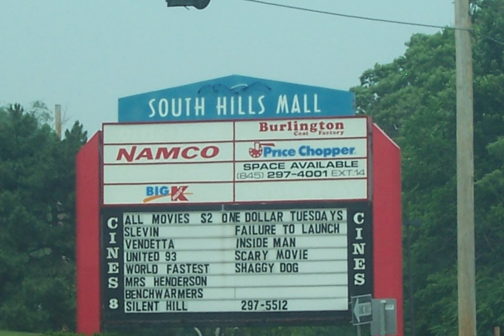 South Hills Mall Poughkeepsie NY Flickr