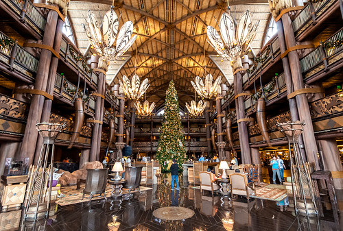 Animal Kingdom Lodge Wide Angle