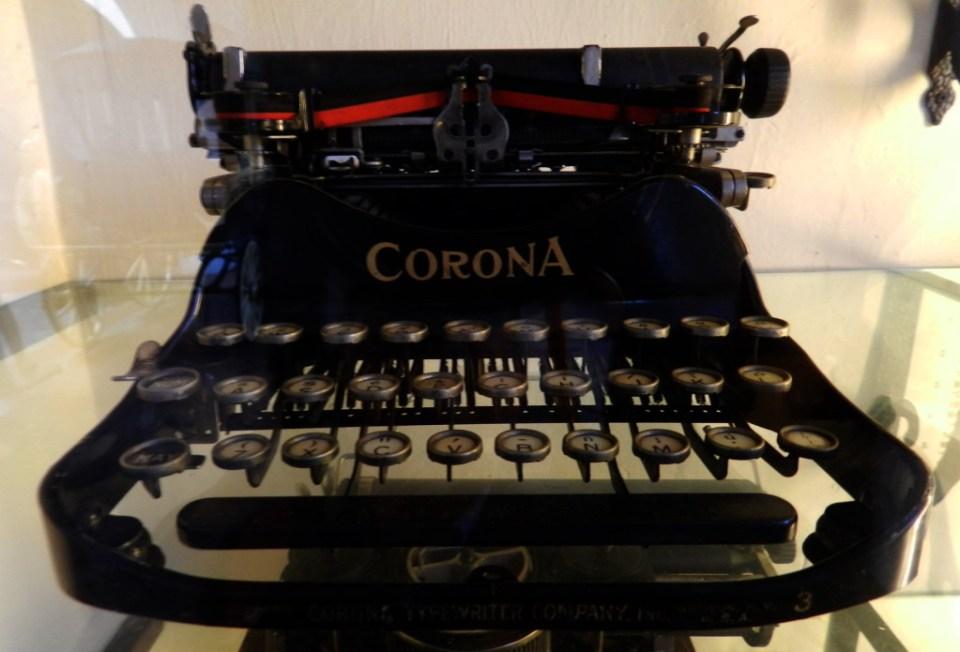 Museo Lara maquinas de escribir Ronda Malaga 11