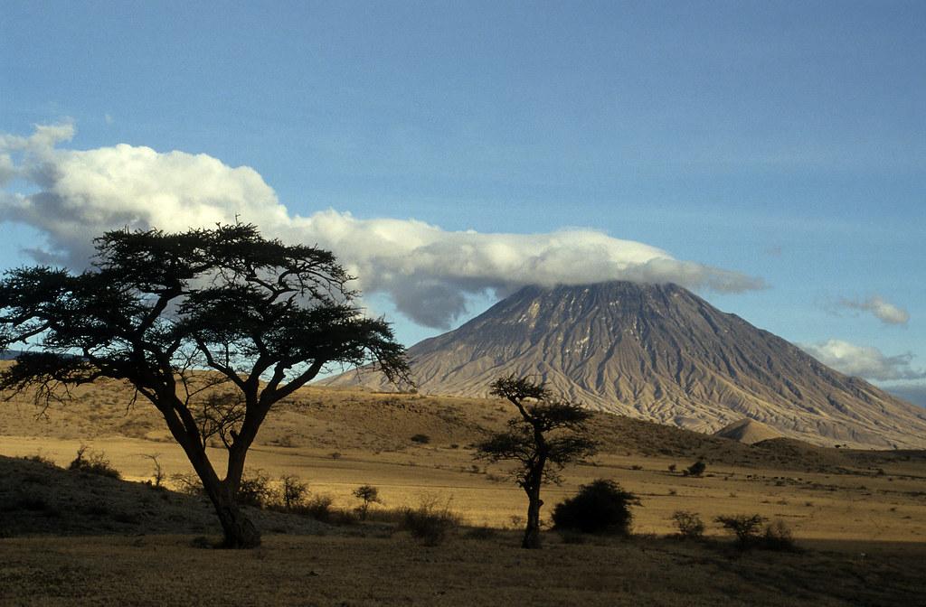 Ol Doinyo Lengai Volcano,Great Rift Valley