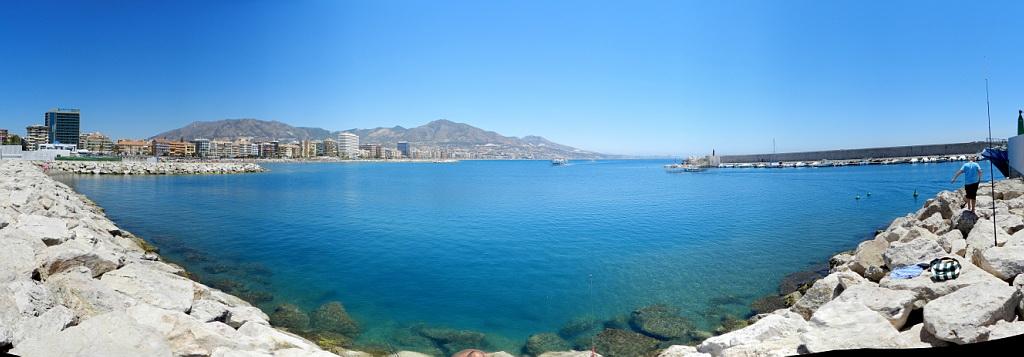 panoramica Espigon de la T Fuengirola Malaga 03