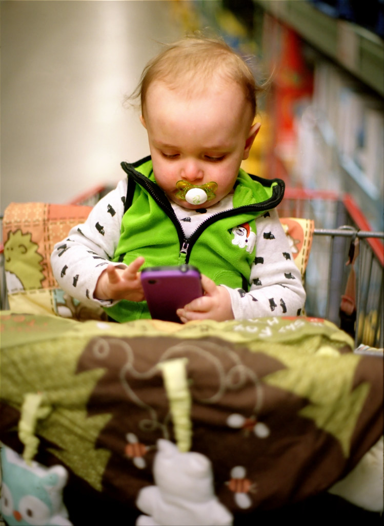 Multi Touch He S Serious About His Shopping Apps The