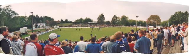 Jahnstadion, Schönberg