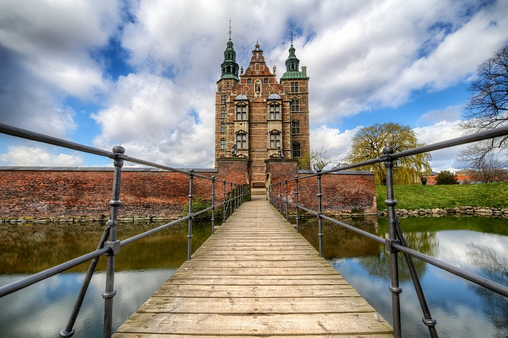 Rosenborg Castle Copenhagen Denmark From The Blog At