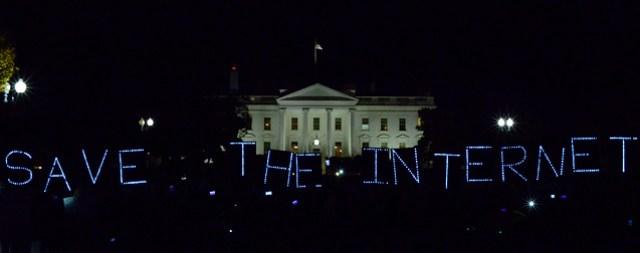 White House Vigil To Save Net Neutrality 11
