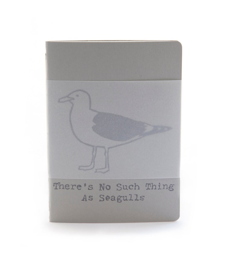 There's No Such Thing As Seagulls - Artists Books