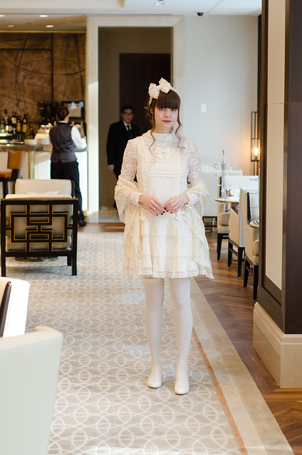 Alice at the Langham