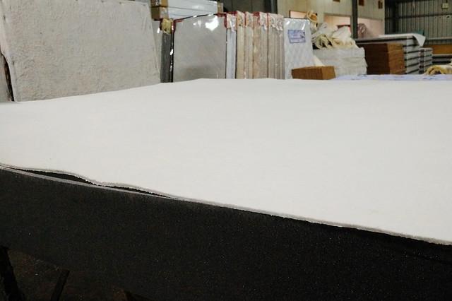悅夢品牌床墊の製作過程分享05