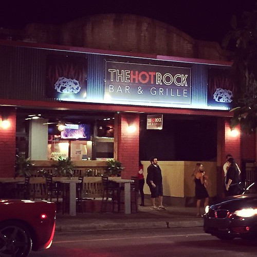 The Former Sandbar Grill In Coconut Grove Is Now Hot Rock Flickr
