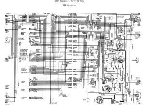 1968 Chevrolet Chevy II Nova Wiring Diagrams | Flickr