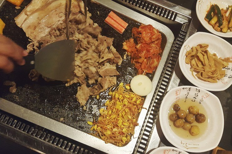 korean restaurant manila