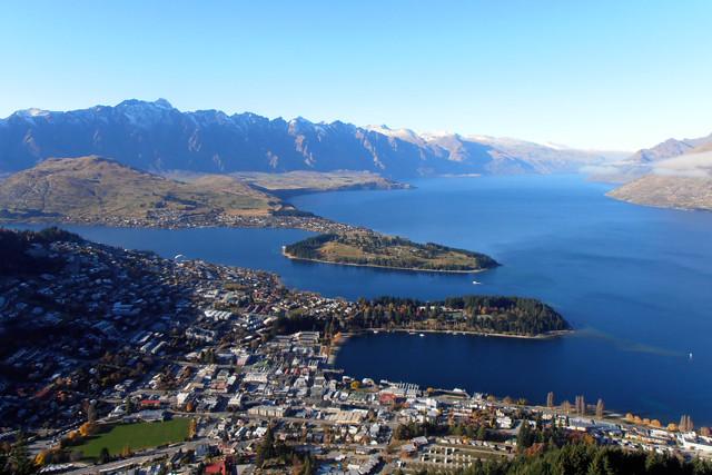 View Of Queenstown New Zealand By Heyexplorer