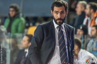 Acea Roma, Coach Federico Fucà