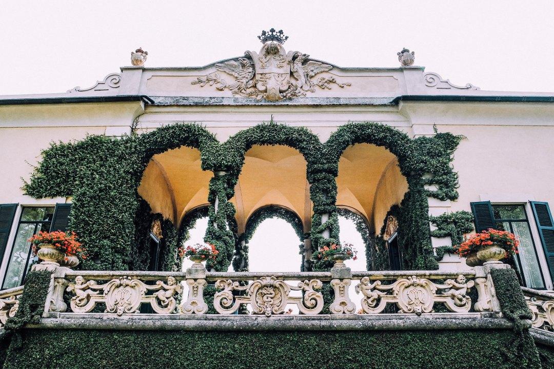 Loggia (Villa del Balbianello)