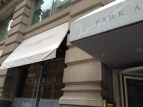 Park Avenue Winter Restaurant, NY Restaurant Week. NYC, Nueva York