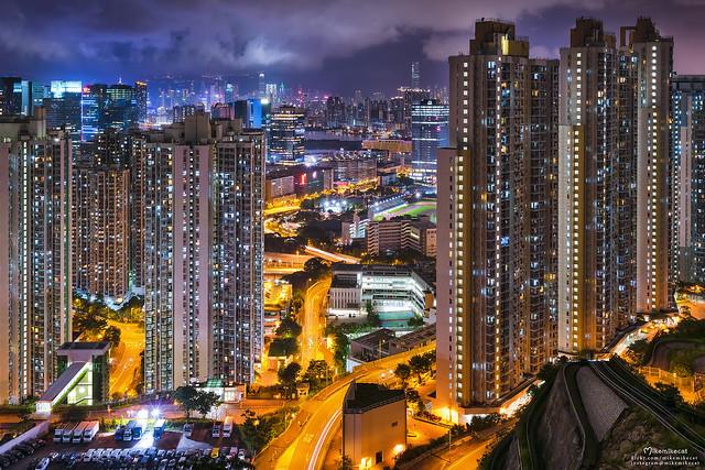 彩盈邨 Choi Ying Estate