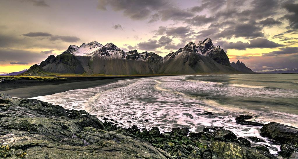 Vestrahorn in Iceland