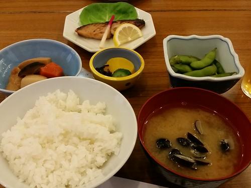 【うちわ祭まかないシリーズ】3日目夕食