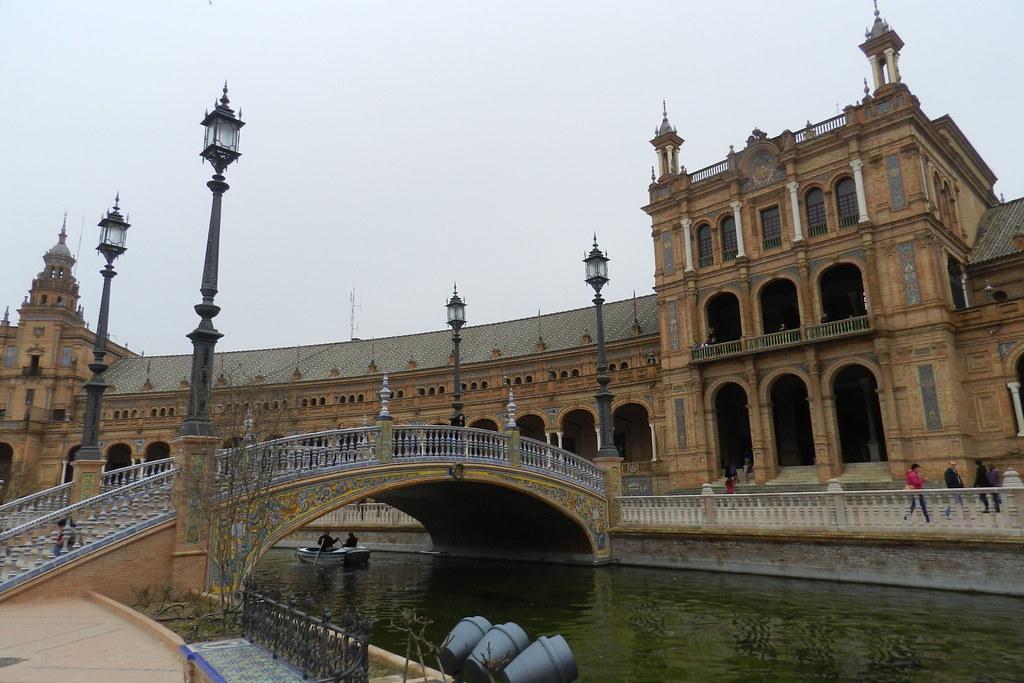 Plaza de España Sevilla 14
