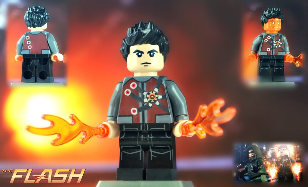 LEGO CW Firestorm So As Mentioned In The Preview