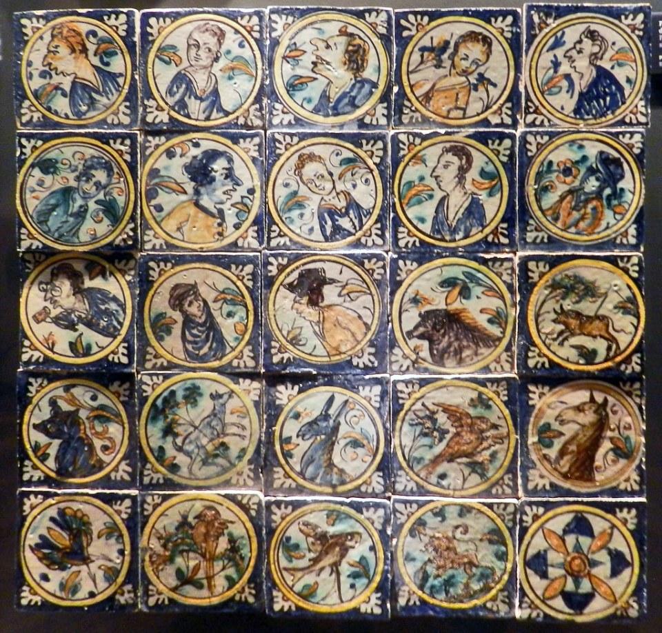 Exposición Azulejos Sevillanos Real Alcázar de SEvilla 41