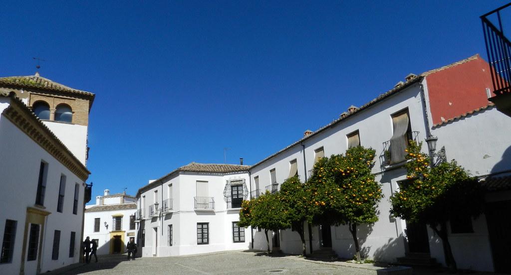 Palacio y Plaza Mondragon de Ronda Malaga 17