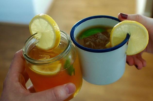 Earl Grey Iced Tea