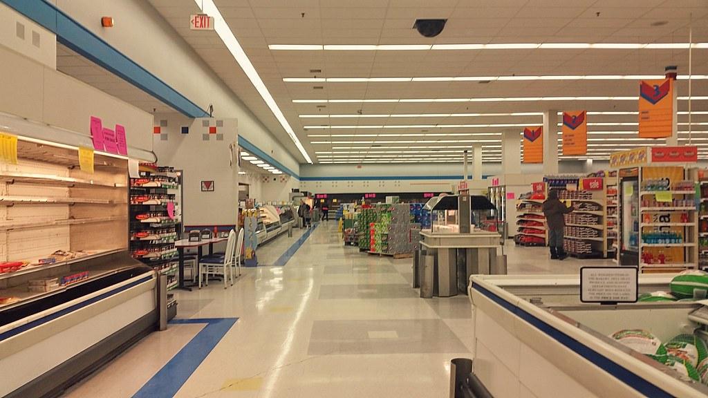 Super Kmart Roseville This 166 890 Sqaure Foot Super Kmart Flickr