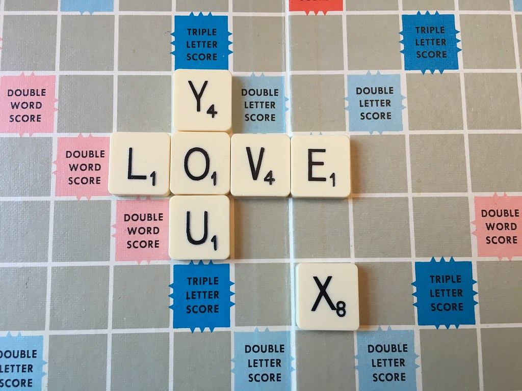 Love You Scrabble Hi Guys If You Would Like To Use Any