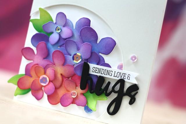 SSS-Hydrangea Petals — Doublestick Heaven