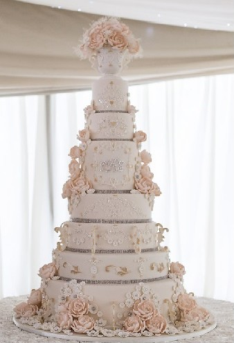 8 tier   Wedding Cakes Grimsby Lincolnshire This huge magnif      Flickr     8 tier   by KC WEDDING CAKES GRIMSBY
