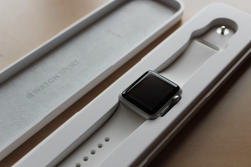 Apple Watch Sports Unboxing