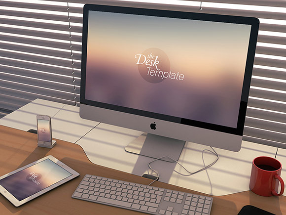 New Update The Desk Template Apple Mockups Psd Download Flickr