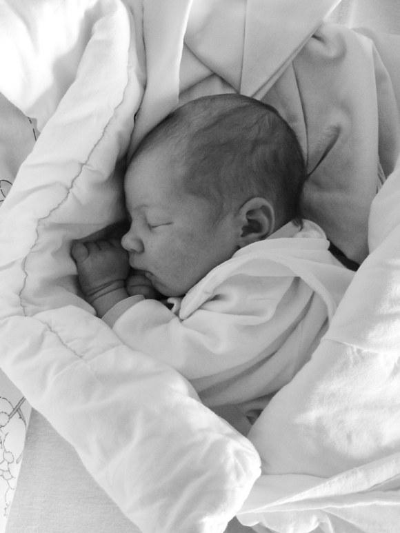 Sleepy Baby (6/2/15)