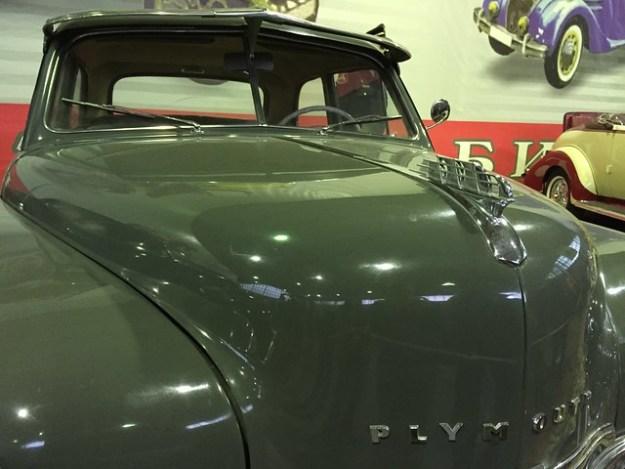 Plymouth Special De Lux 1949